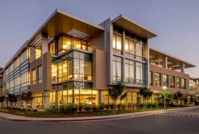 architecture des bâtiments commerciaux