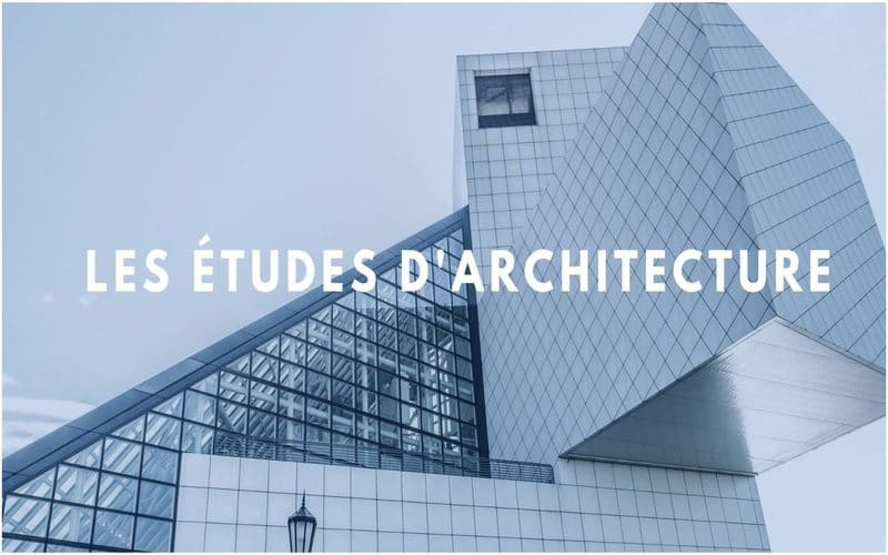 Etudes et carrière en architecture commerciale