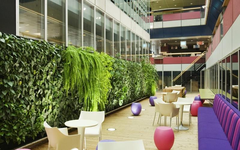 green-design-architecture des bâtiment commerciaux