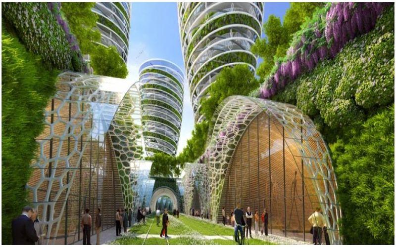 L'architecture commerciale-durabilité