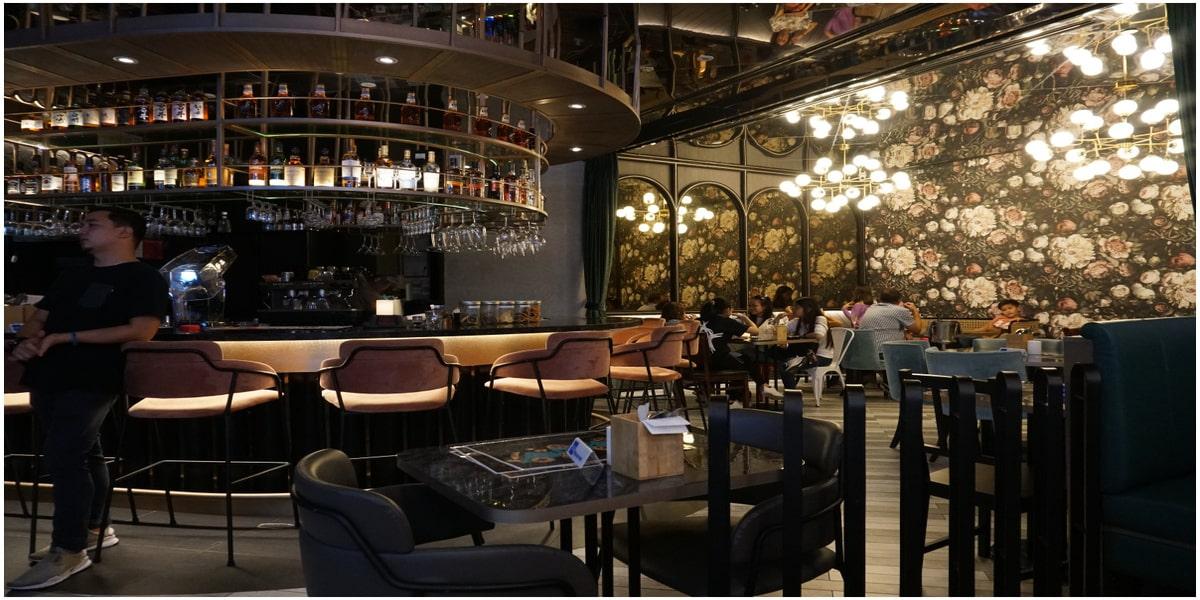 frappasbar restaurant romantique