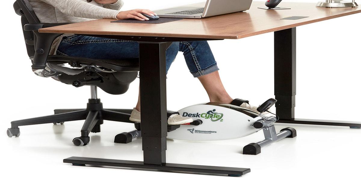 exercices sport au bureau