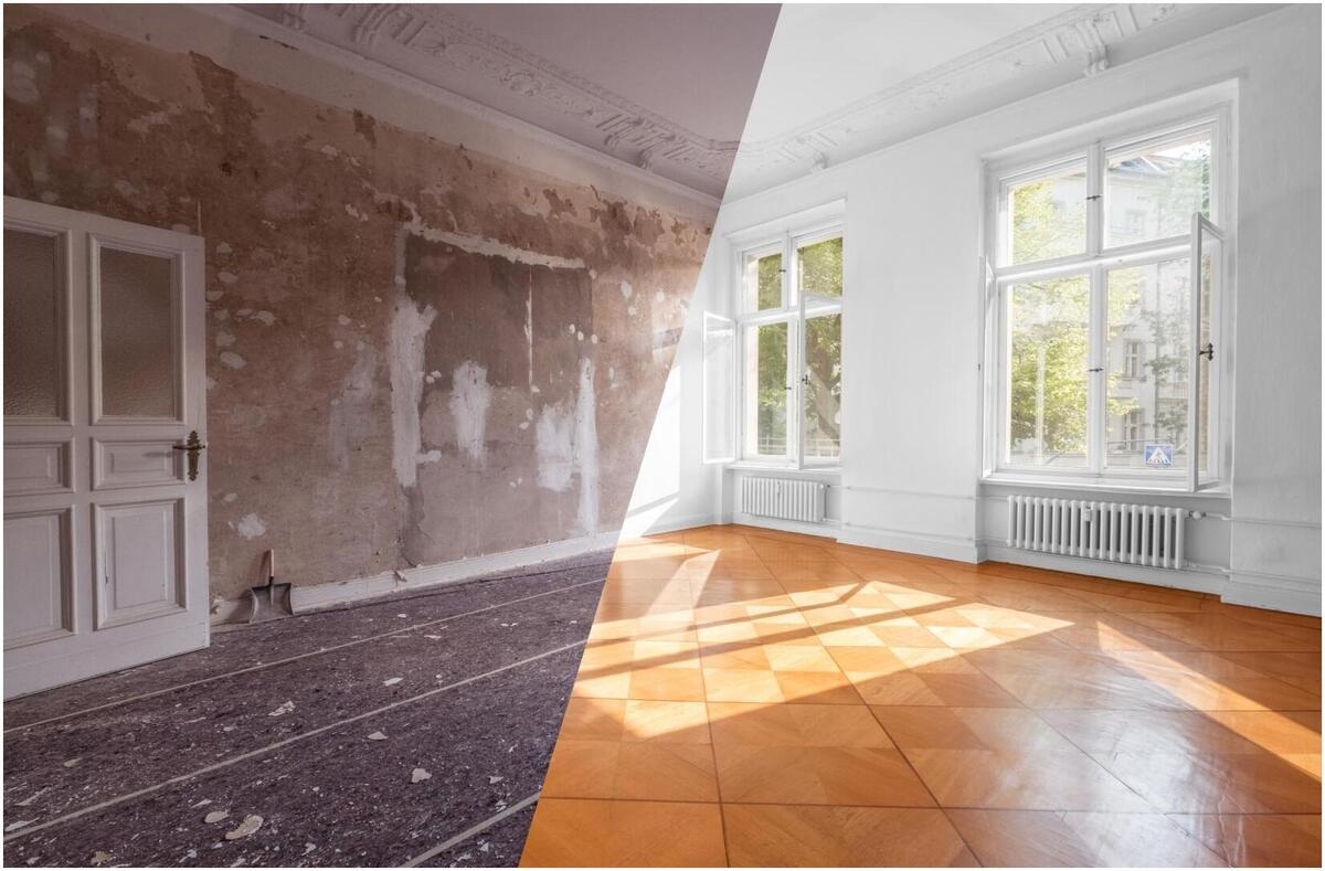 réussir la rénovation de sa maison